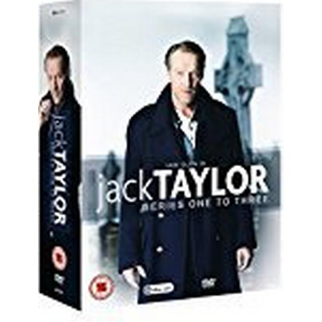 Jack Taylor: Series 1-3 [DVD]